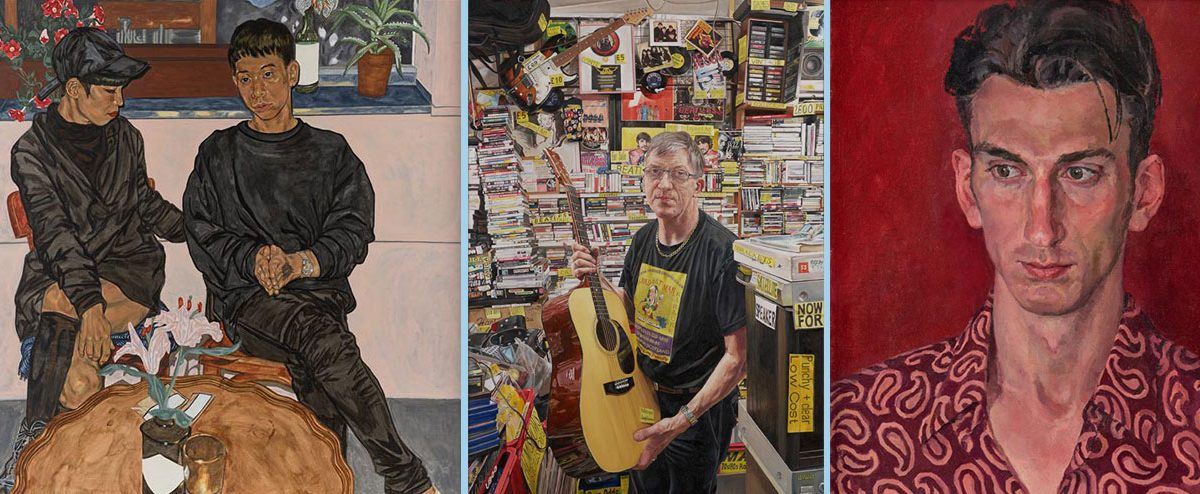 Shortlist for BP Portrait Award 2020 Announced