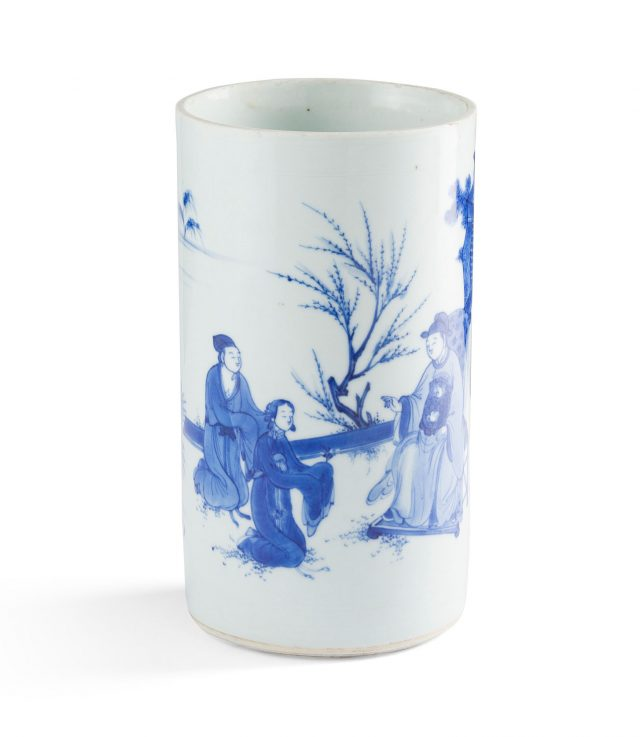 Kangxi brush washer