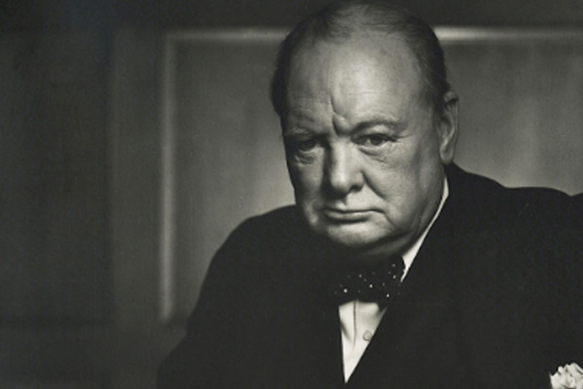 Sotheby's Auction Marks 80 Years Since Winston Churchill Took Charge