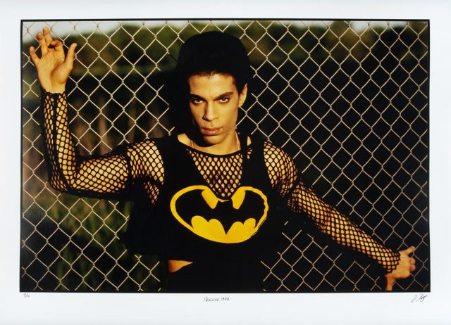Jeff Katz Prince Batman