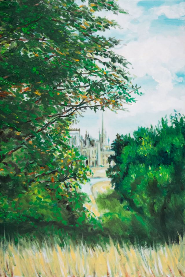 Ronnie Wood, Ashridge View Study