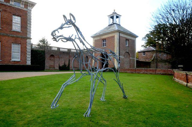 Andrew Kay estate stallion