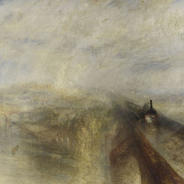 Turner, Rain, Steam and Speed