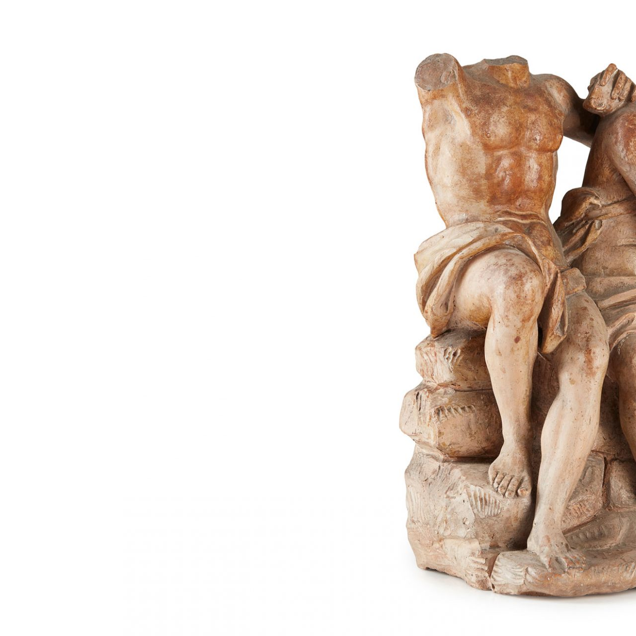 Piamontini Terracotta Highlighted at Balcarres House Auction