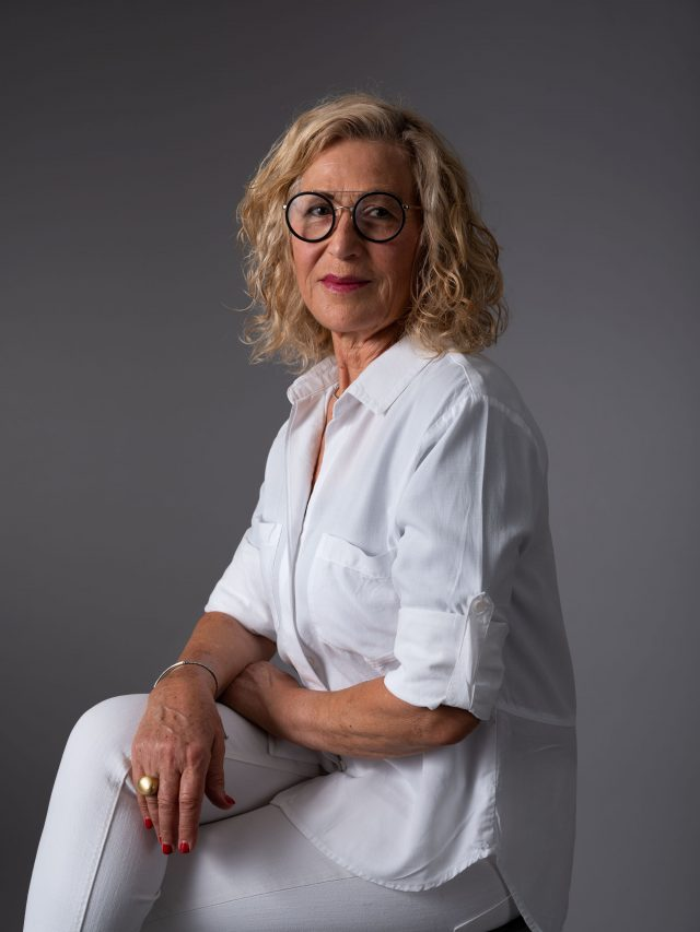 Ahuva Zeloof - photo by Georgia Metaxas