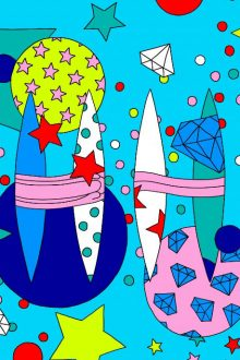 Olga Lomaka Cosmic Voyage