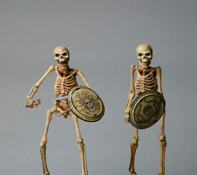 Ray Harryhausen skeletons