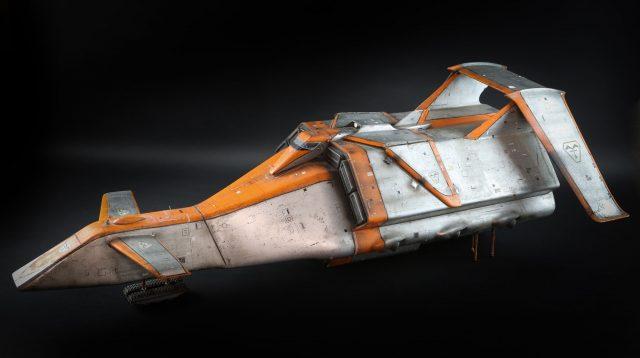 Terrahawks Battlehawk