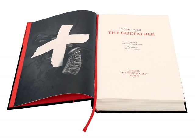 The Folio Society edition of the Godfather