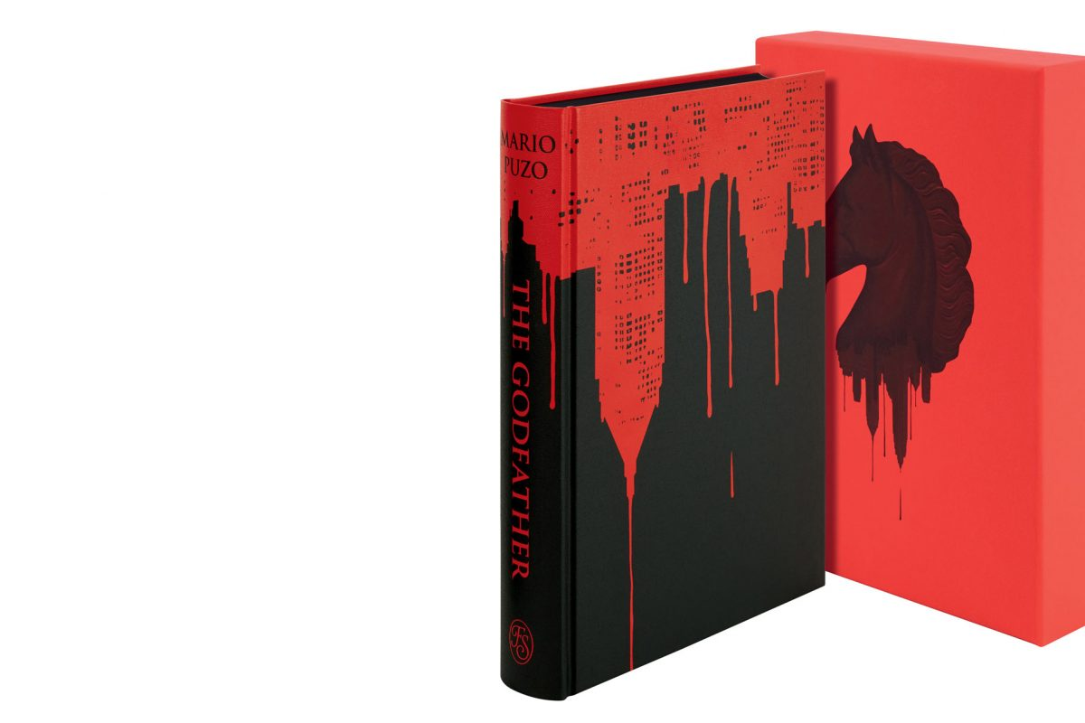 An Offer You Can't Refuse – Folio Society Edition of Mario Puzo's The Godfather