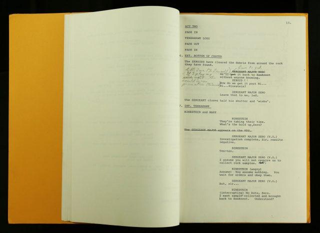Terrahawks script