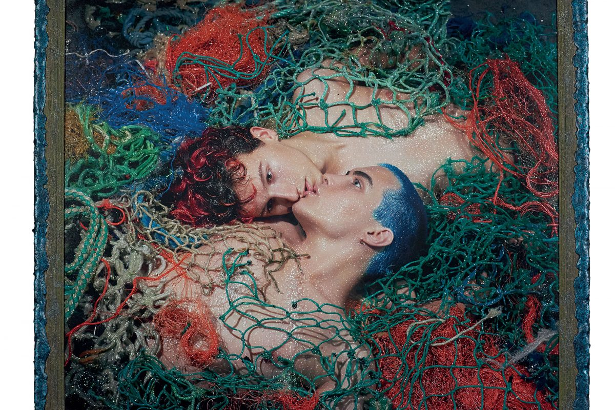 Pierre et Gilles Present Motionless Wanderings at Galerie Templon