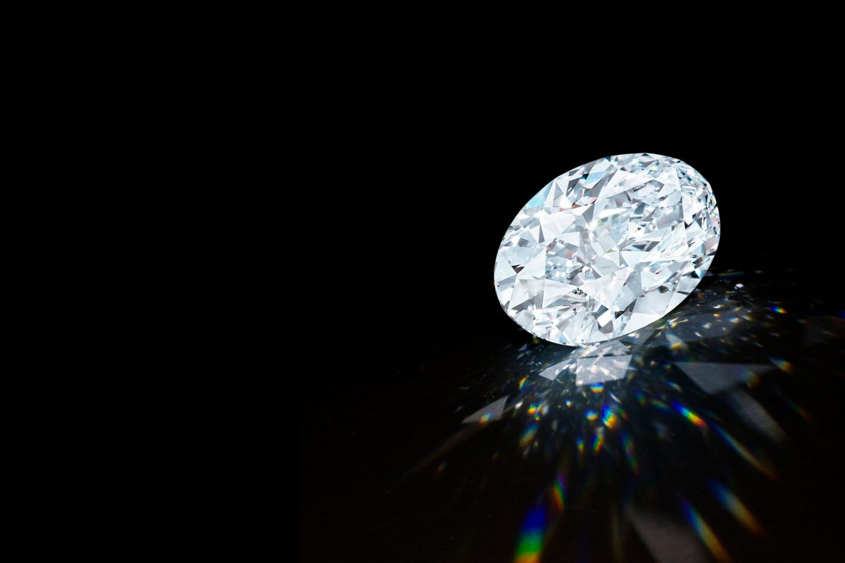 "Sotheby's Diamond Goes for ""Bargain Price"""