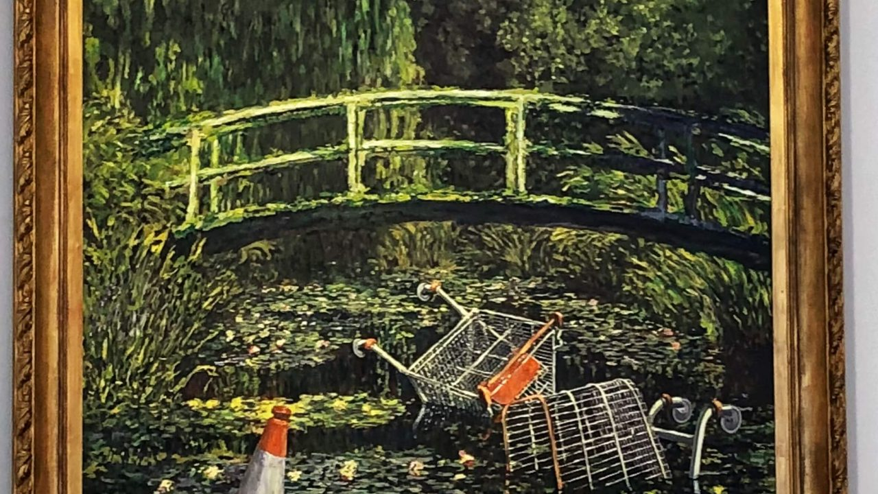 https://www.artsandcollections.com/wp-content/uploads/2020/10/Banksy-Show-Me-The-Monet-1-1-1280x720.jpg