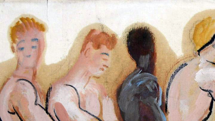 Lost Erotic Drawings by Painter Duncan Grant Found Under a Bed