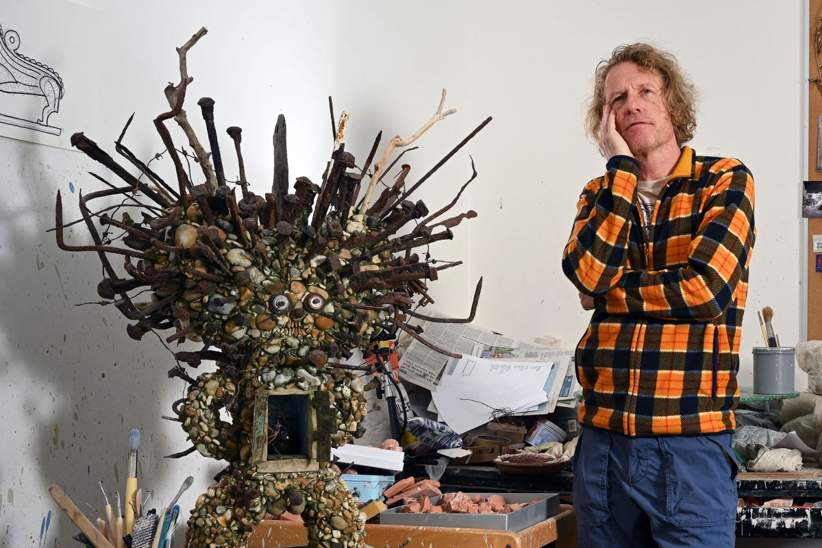 Grayson Perry Speaks Out About Staying In For The Arts Society Magazine