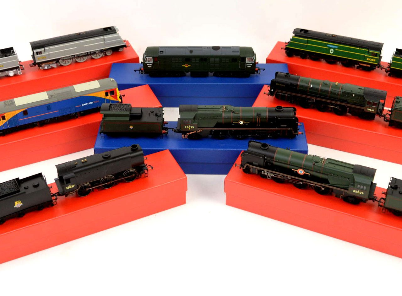 Hornby Back in Profit as Ewbank's Steams Ahead With Model Train Sale