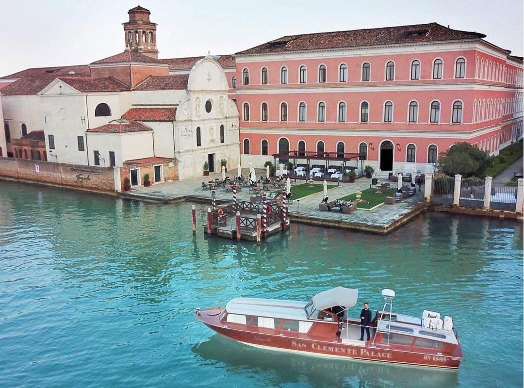 San Clemente Palace Resort, An Enchanting Secret of Venetian Heritage