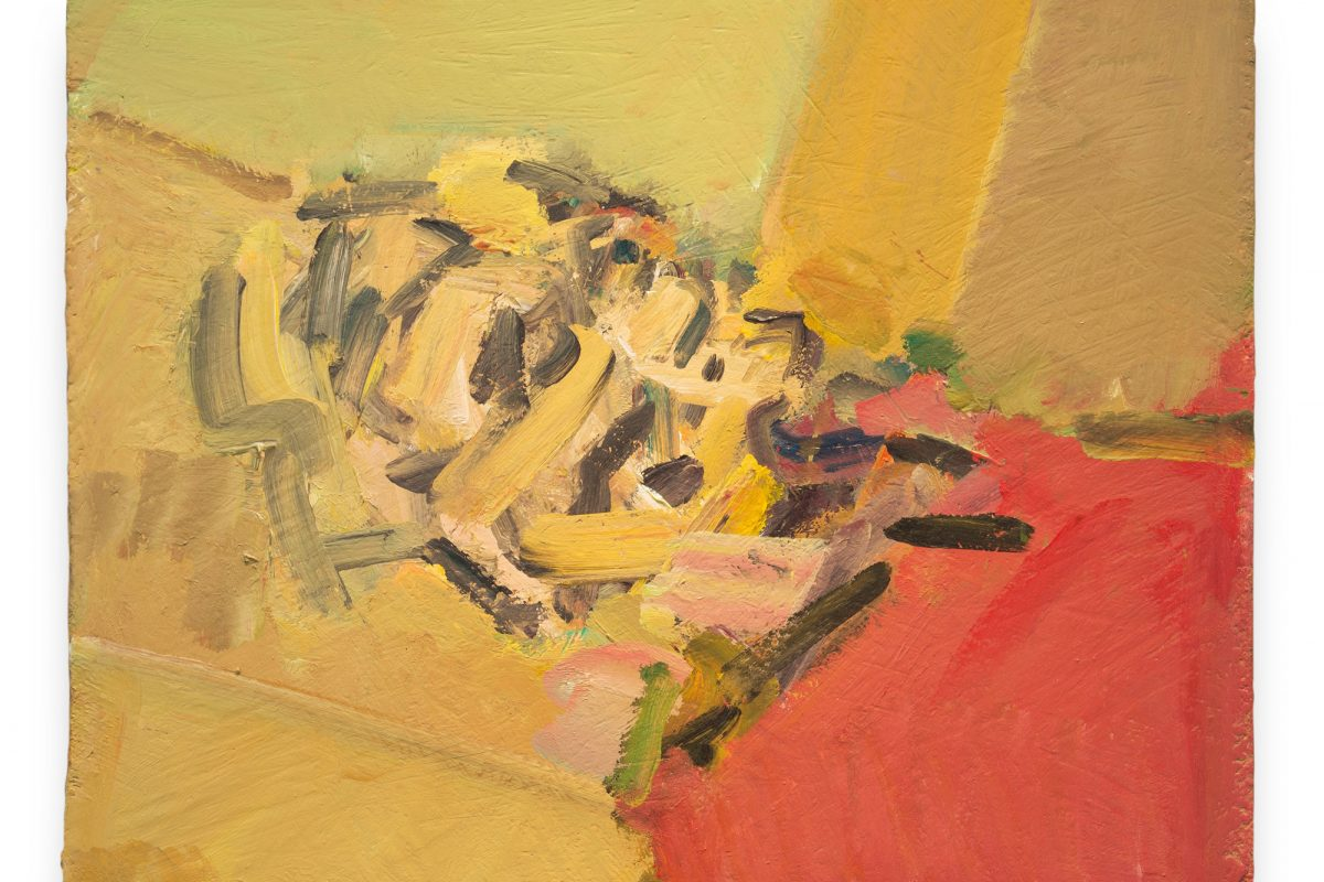 Frank Auerbach and Tony Bevan Go Head To Head