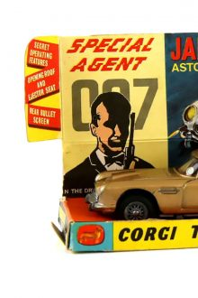 Corgi James Bond car