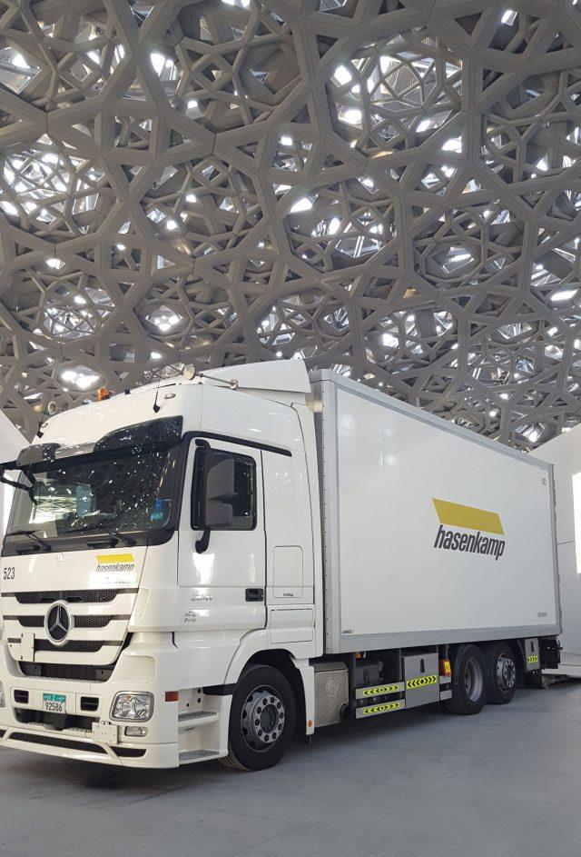 hasenkamp truck
