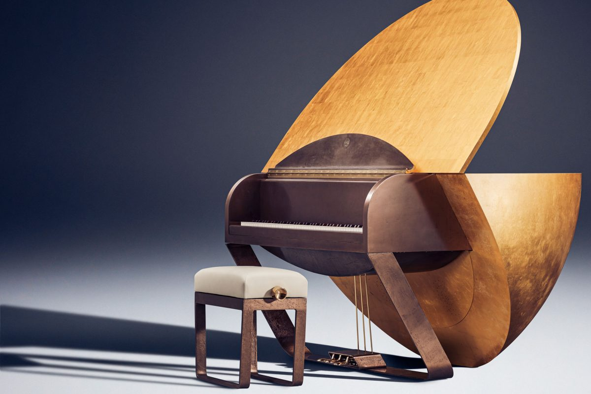 More Than a Piano, Solis by Edelweiss is a Work of Art