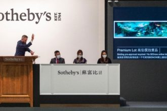 How Sotheby's Transformed in an Unprecedented Year