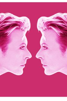 Kate Garner David Bowie 1