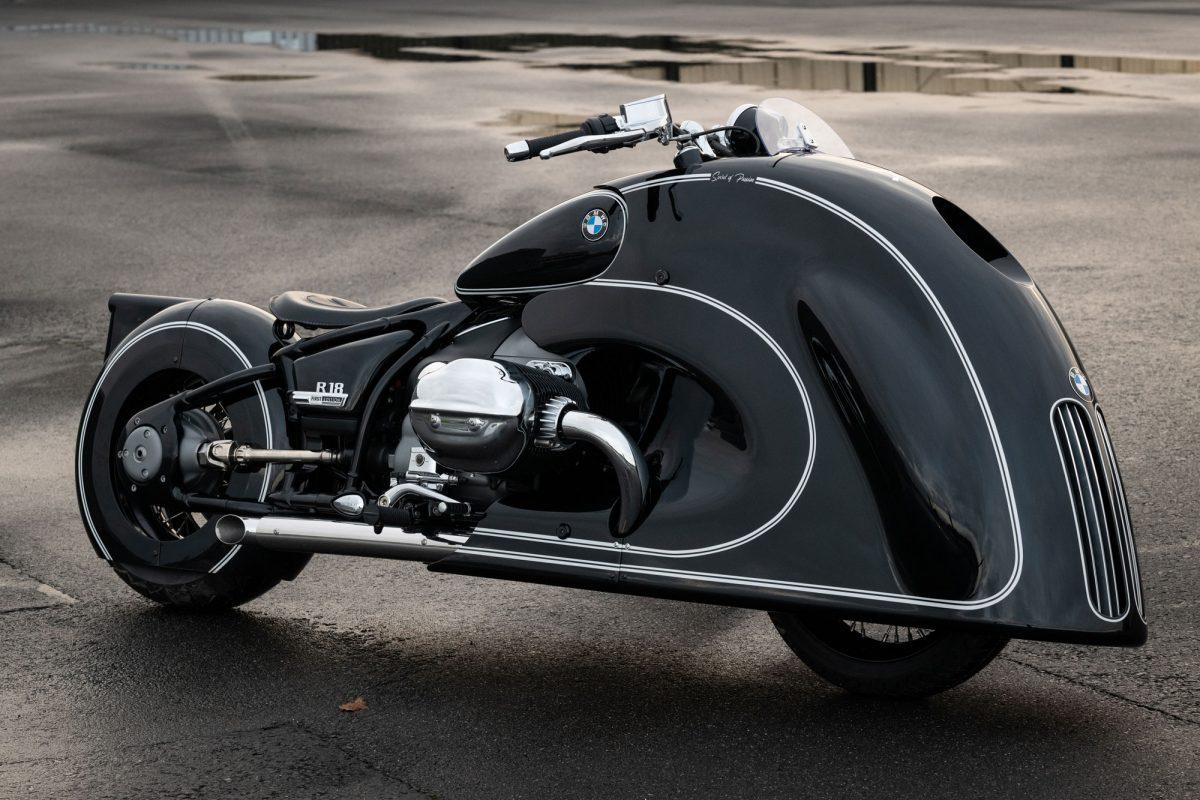 BMW's Kingston Custom Bike Demonstrates the Spirit of Passion