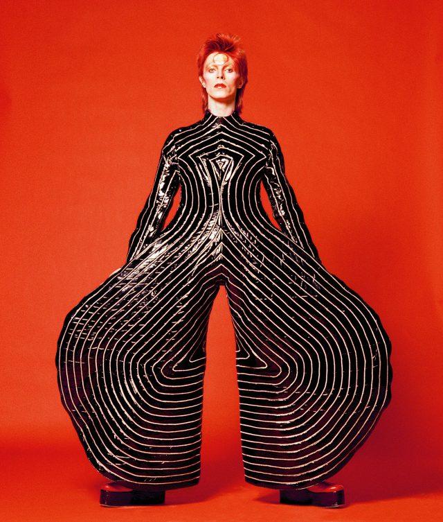 David Bowie © Sukita