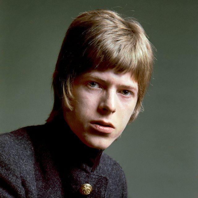 David Bowie © Gerald Fearnley