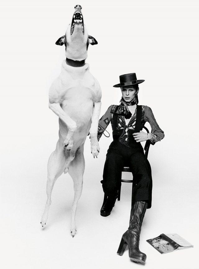 David Bowie © Terry O'Neill