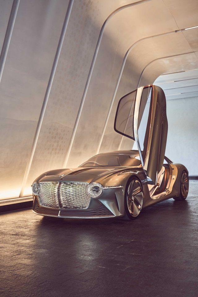 Bentley EXP-100 EV concept