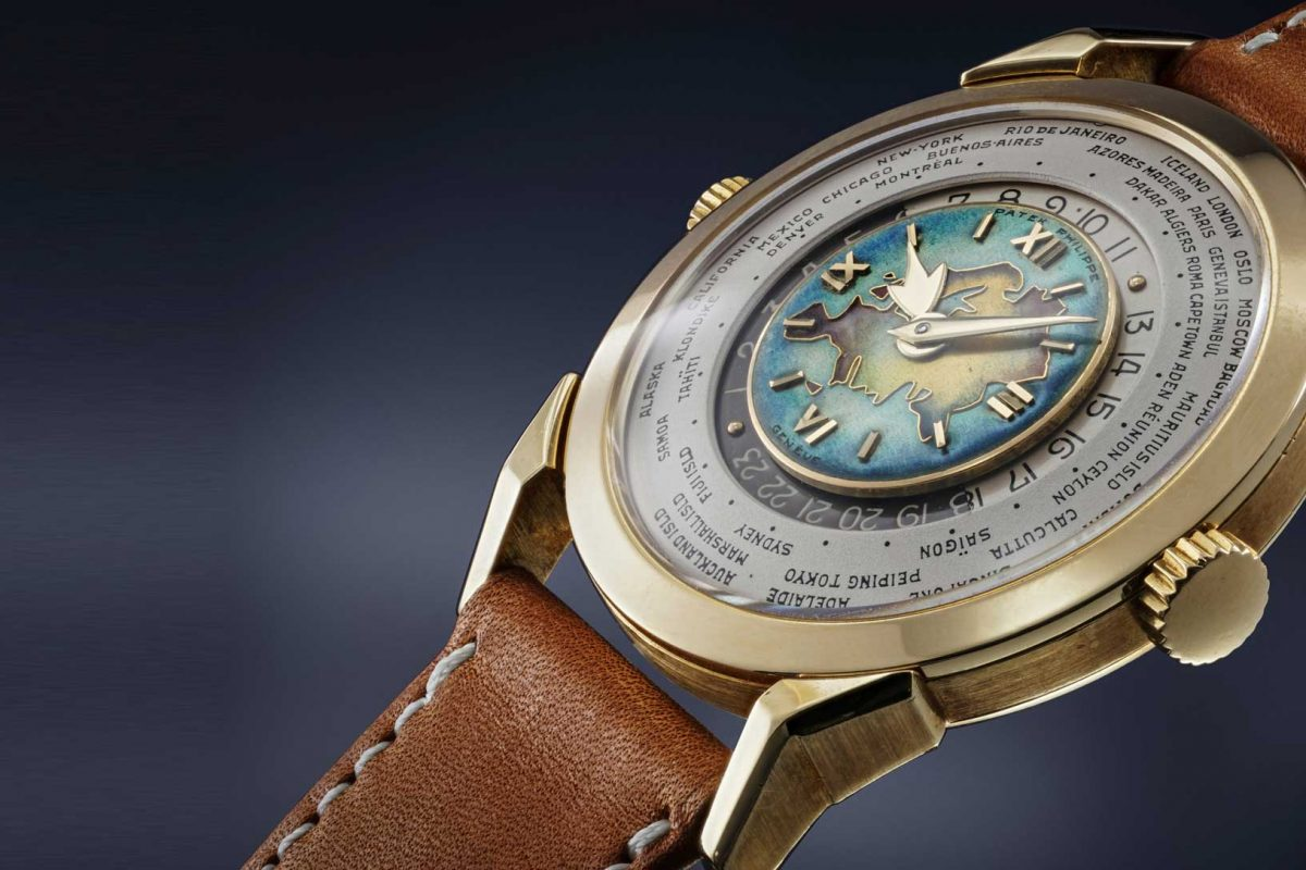 Phillips Offers Rare Patek Philippe Eurasian Watch With £2.7m Estimate