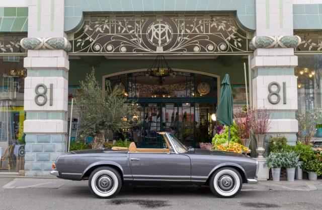 Everrati Mercedes