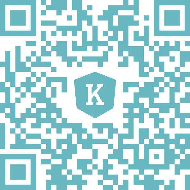 Kusnacht QR code