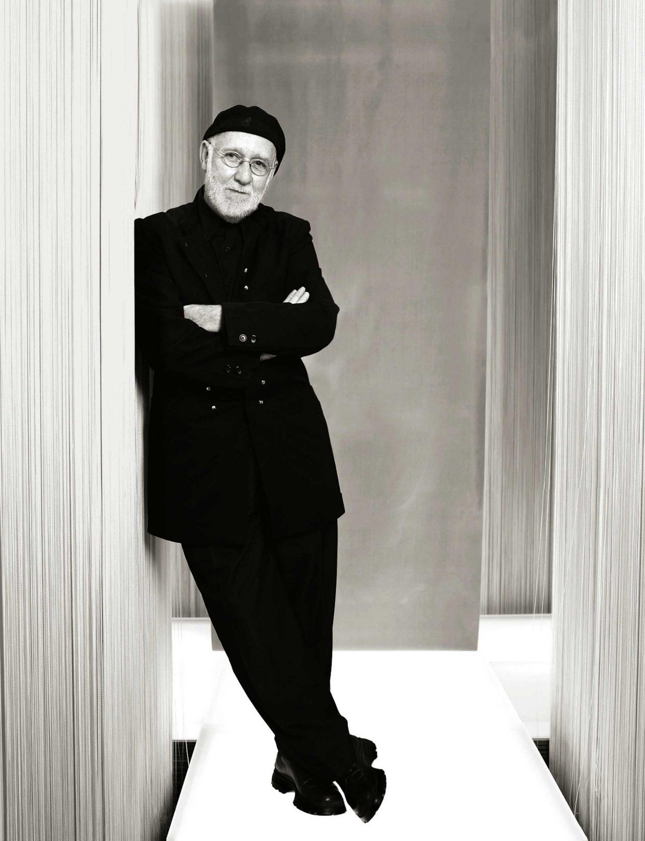 Albert Watson portrait