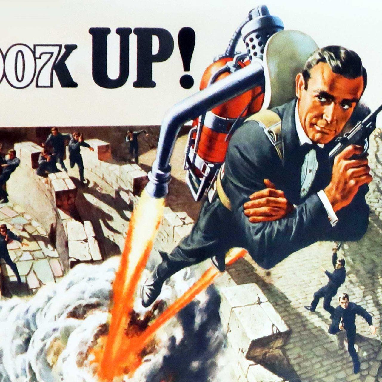 Ewbank's Strikes Like a Thunderball With James Bond Memorabilia Sale