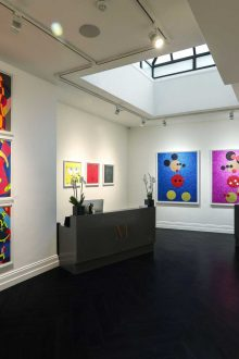 Maddox Gallery interior