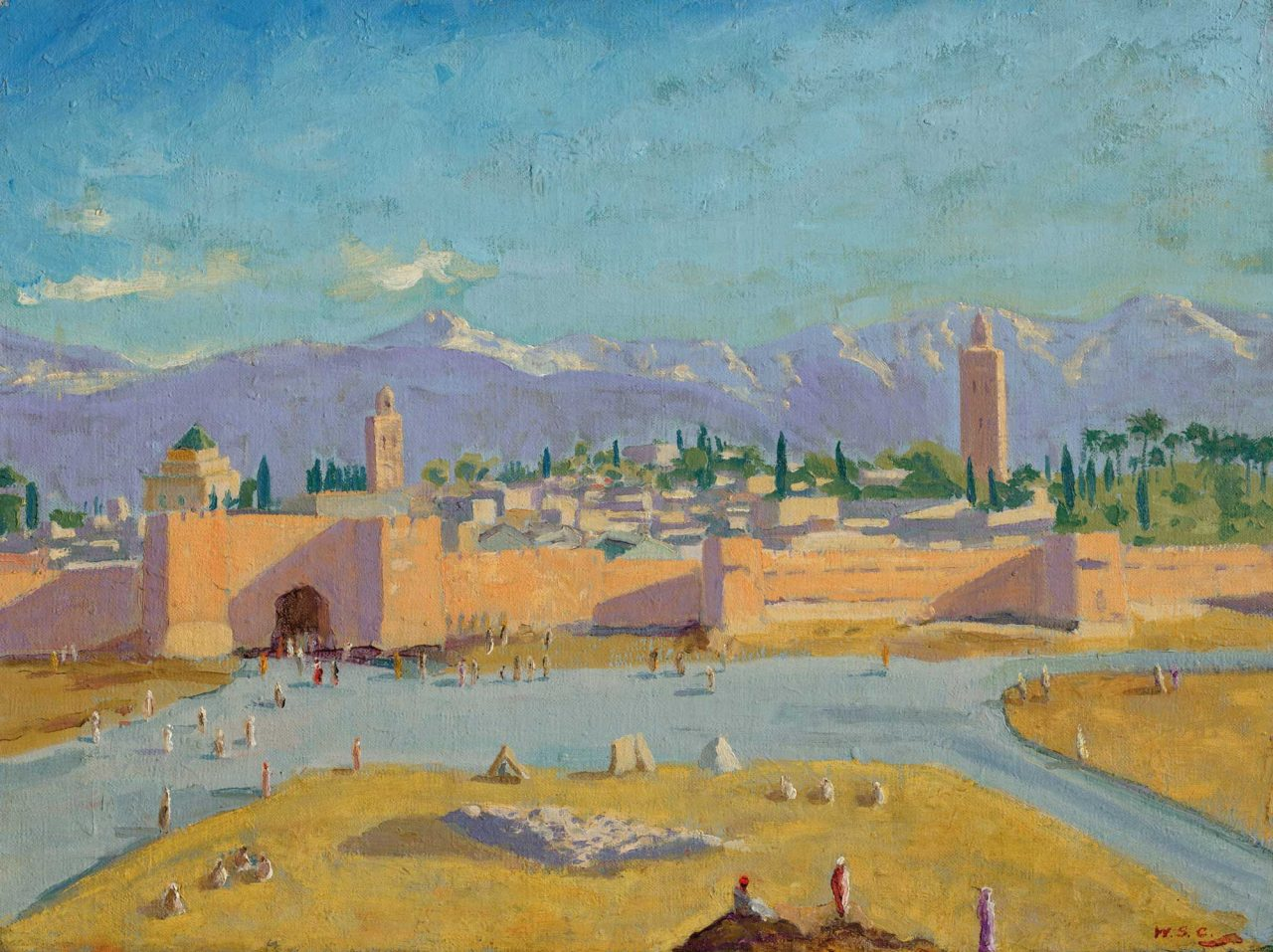 https://www.artsandcollections.com/wp-content/uploads/2021/04/sir_winston_churchill_om_ra_tower_of_the_koutoubia_mosque-1280x957.jpg