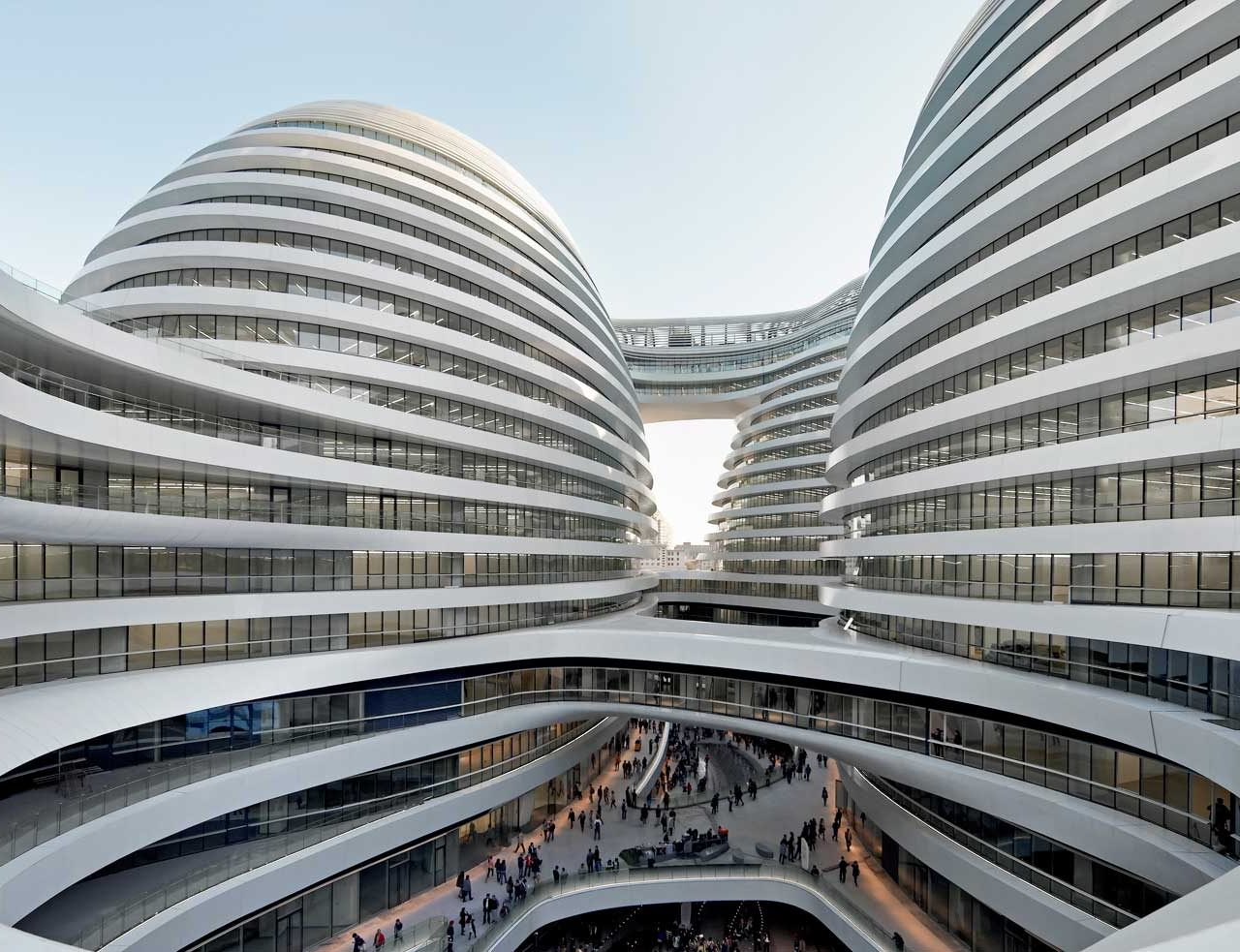 Zaha Hadid Architects Exhibit For First Time in Mainland China