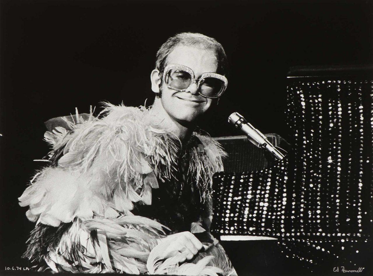 Sworderes Ed Finnell Elton John