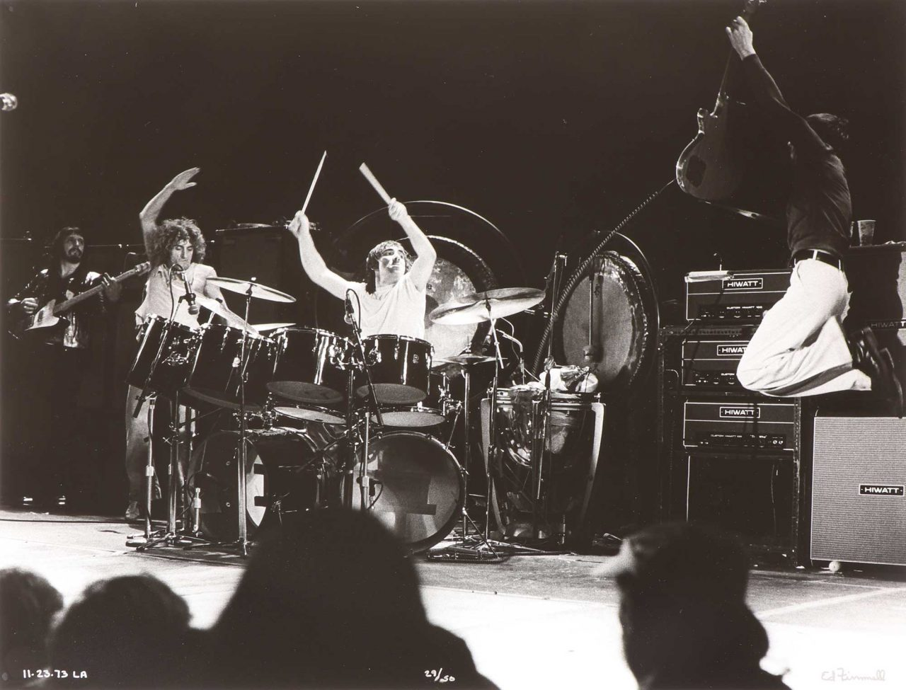 Sworders Ed Finnell The Who