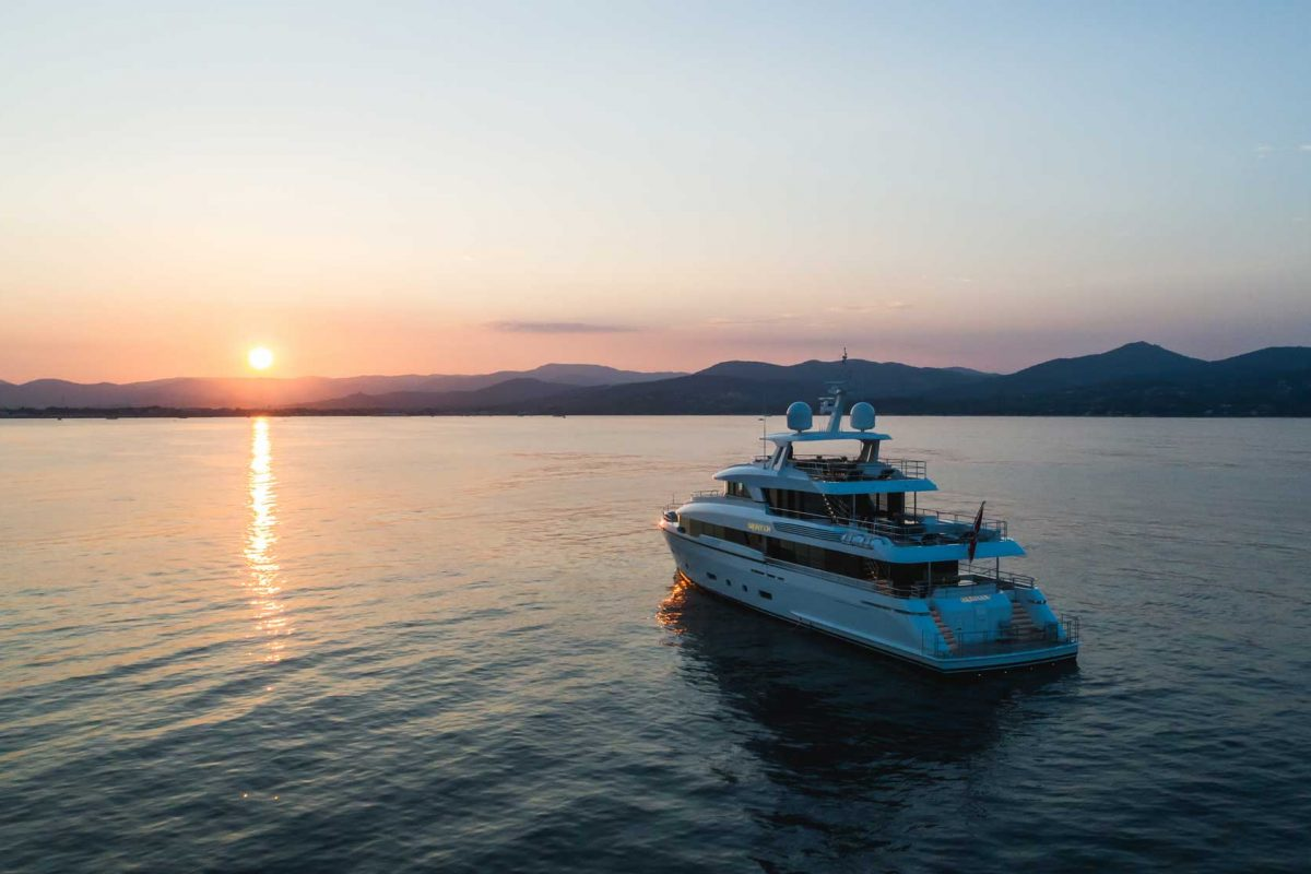 Moonen Yachts – Building a Lasting Legacy