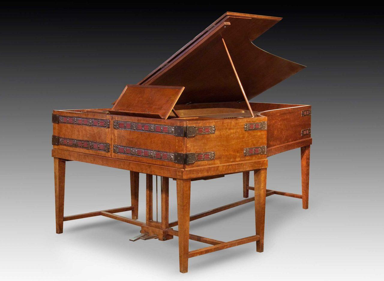 Dreweatts Ashbee piano