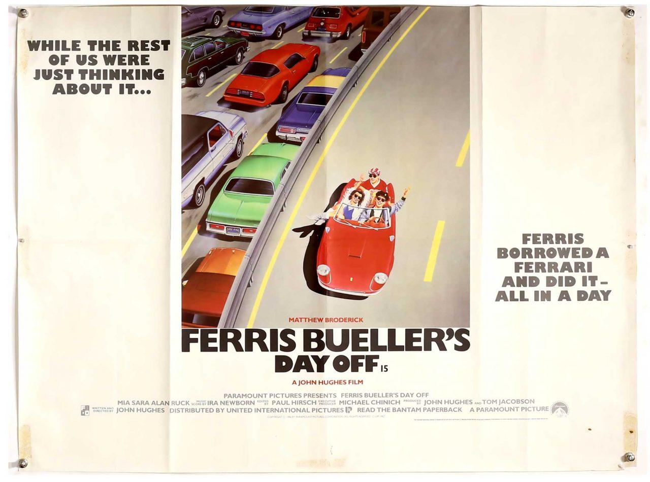 Ewbanks Ferris Bueller