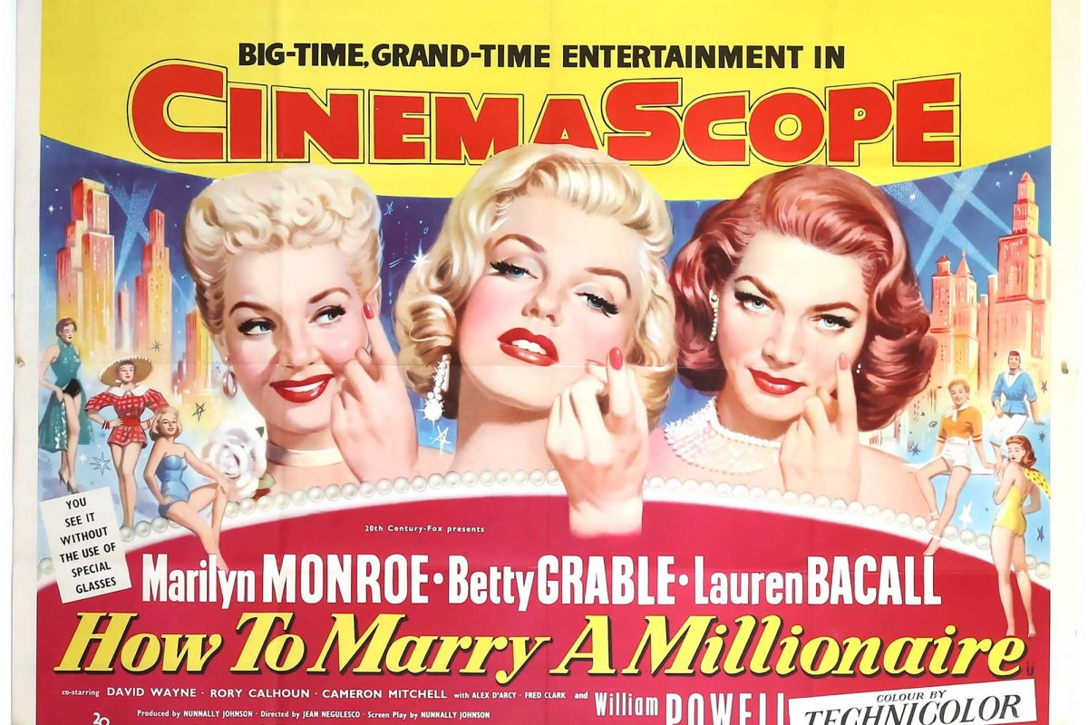 Classic Movie Posters Clean Up for Ewbank's