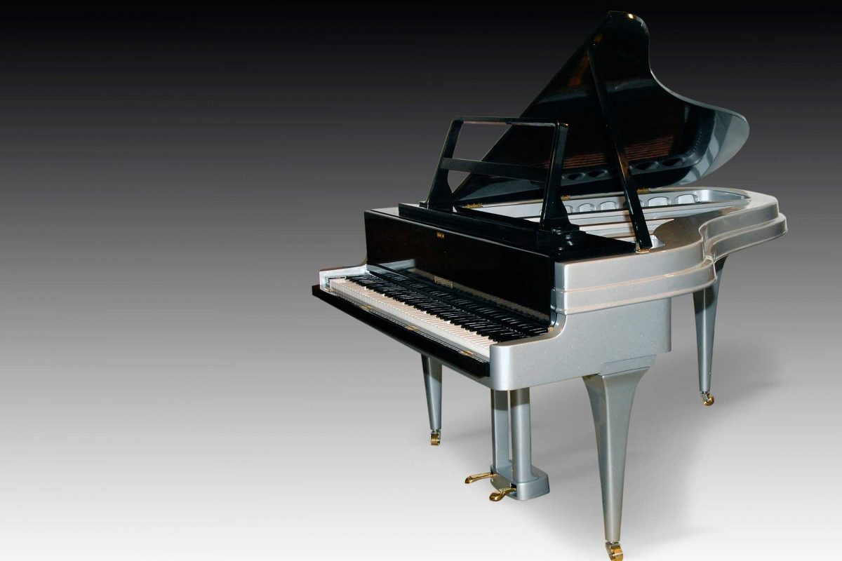 Under the Hammer – a Unique Private Collection of Pianos