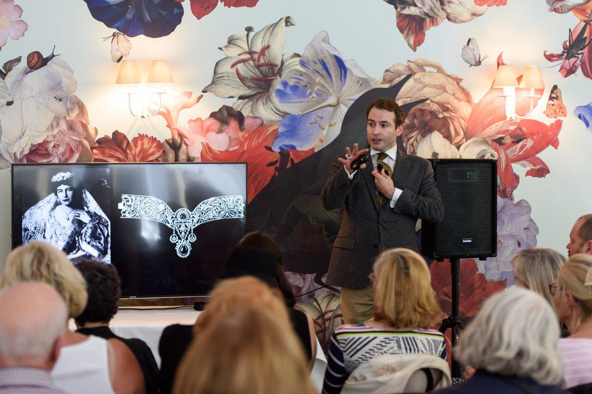 The Arts Society Hosts a Celebration of Art History
