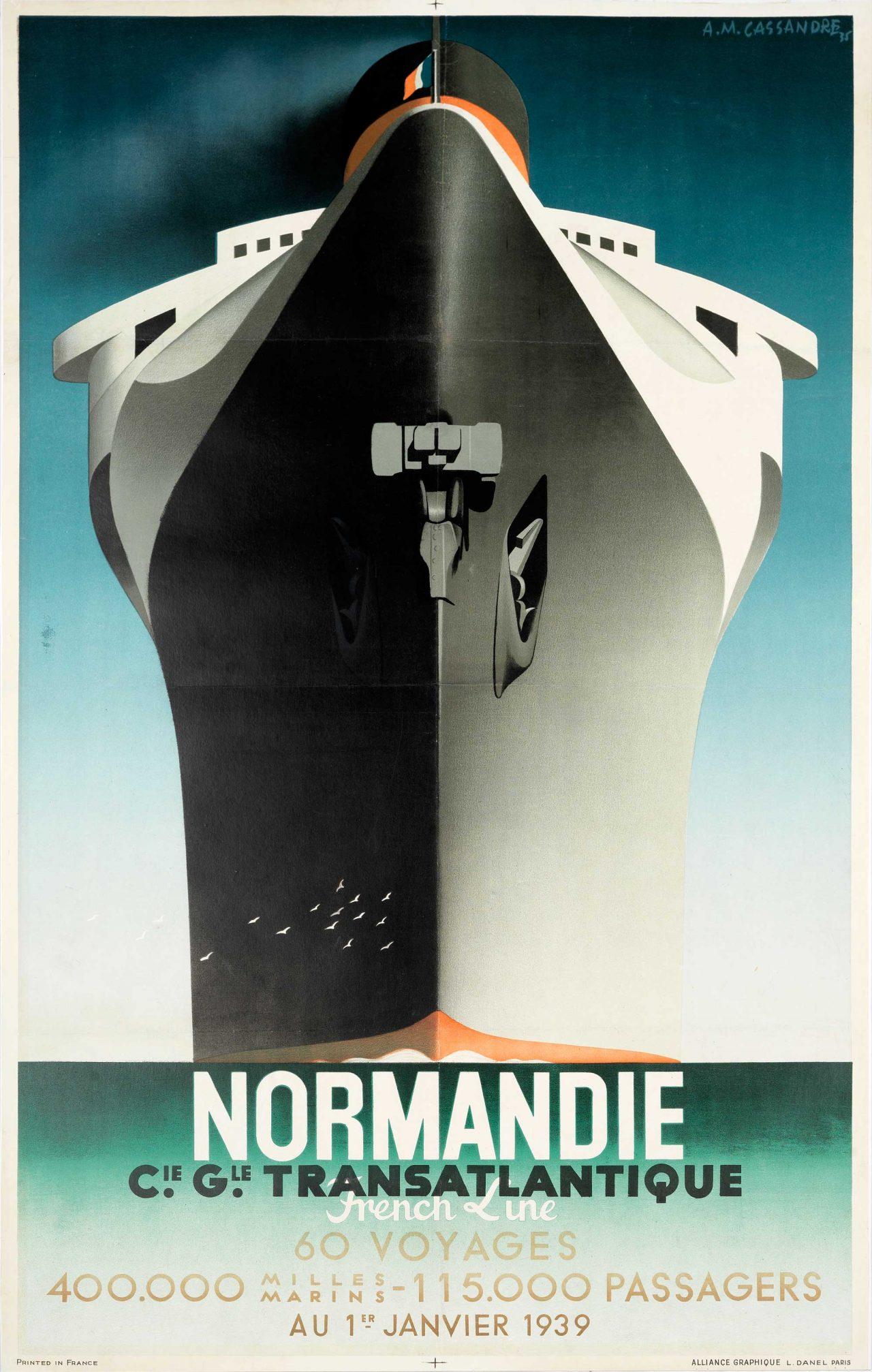 Cassandre poster